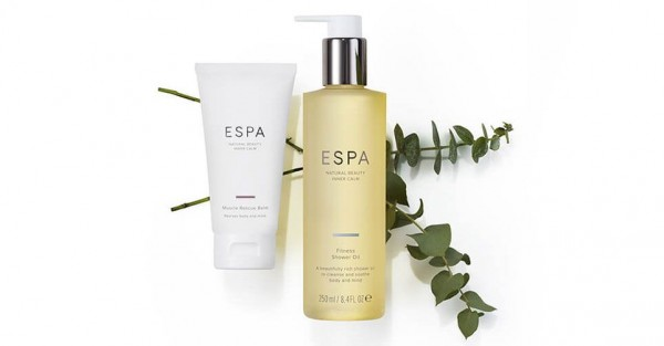 ESPA-Fitness-Shower-OIl-and rescue balm